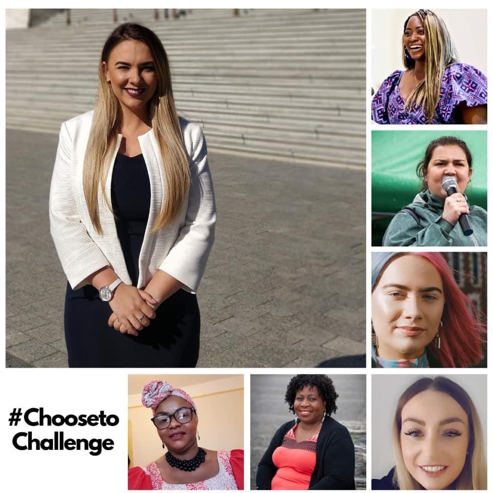 Choose To Challenge 3rd Seminar
