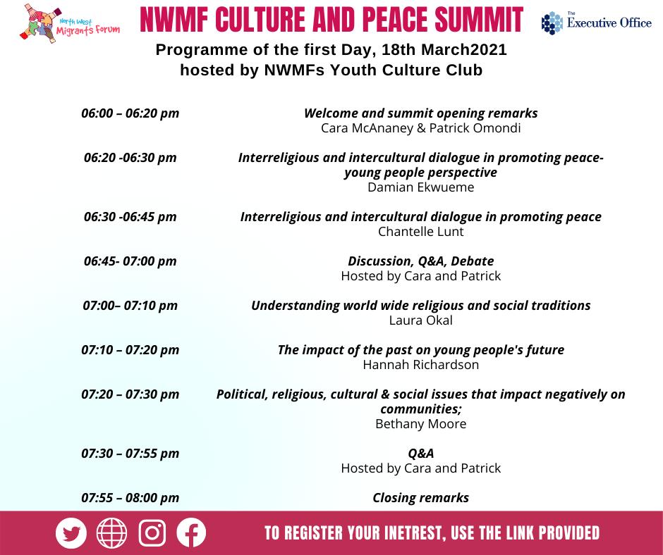 Youth Culture Summit NWMF