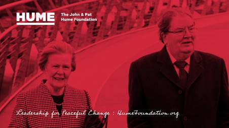 John & Pat Hume Event